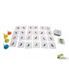 BuitenSpeel - Crocs' Socks, juego de mesa