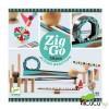 Djeco - Zig & Go 28 piezas, circuito creativo