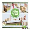 Djeco - Zig & Go 27 piezas, circuito creativo