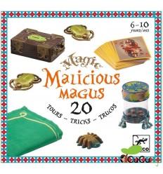 Djeco - Malicious Magus, 20 trucos de magia