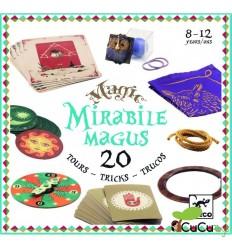 Djeco - Mirabile Magus, 20 trucos de magia