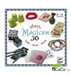 Djeco - Magicam, 30 trucos de magia