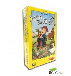 HABA - Juan con suerte, juego de mesa