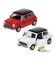 Welly - Mini cooper 1300, coche de juguete