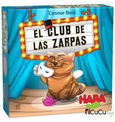 HABA - El Club de las Zarpas, juego de mesa