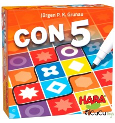 HABA - Find 5!