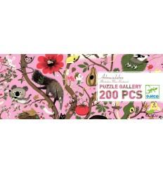 Djeco - Abracadabra, puzzle gallery 200 pz