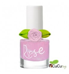 Snails - Esmalte de uñas Rose Nails on Fleek, 7ml