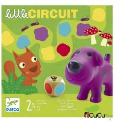 Djeco - Little Circuit, juego de mesa