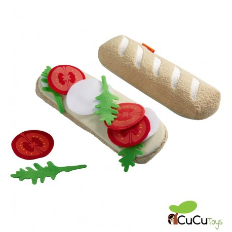 Haba - Bocadillo en baguette