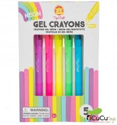 Tiger Tribe - Crayones de Gel Neón