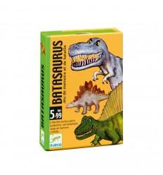 Djeco - Batasaurus, juego de cartas