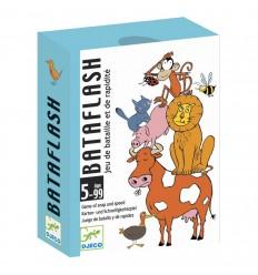 Djeco - Cartas Bataflash, juego de mesa