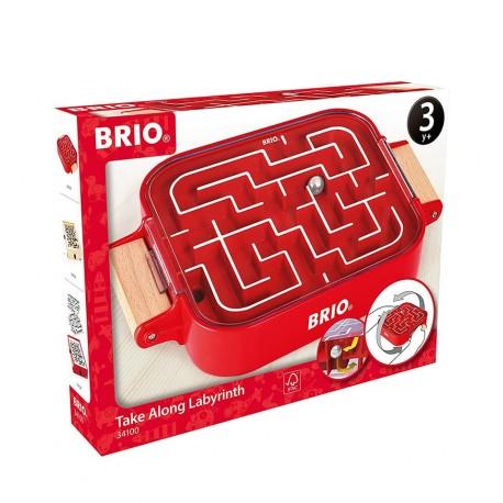 BRIO - Laberinto Portátil