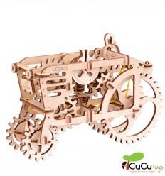 UGears - Tractor, kit de madera 3D