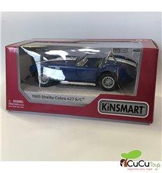 Kinsmart - 1965 Shelby Cobra 427 S/C - Cucutoys
