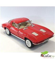 Kinsmart - 1963 Corvette Sting Ray - Cucutoys