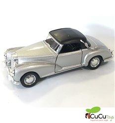 Welly - 1955 Mercedes-Benz 300s (Soft Top) - Cucutoys