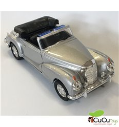 Welly - 1955 Mercedes-Benz 300s (Convertible) - Cucutoys