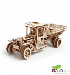 UGears - Camión UGM-11, kit de madera 3D