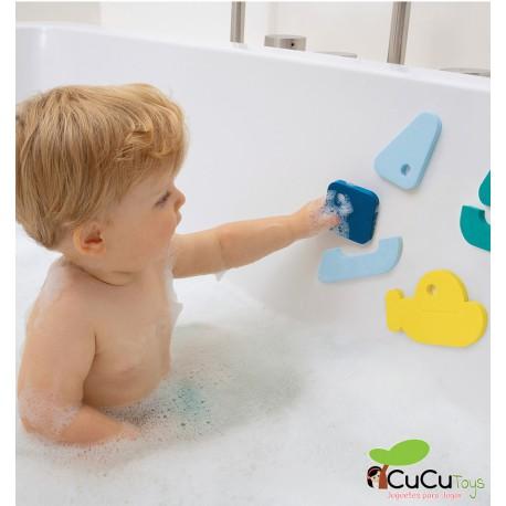 Quut - Rock the Boat Bath Puzzle