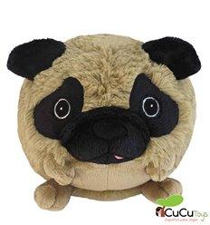 Squishables - Mini Perrito Pug de peluche