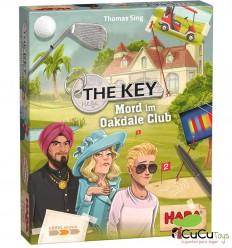 HABA - The Key – Murder at the Oakdale Club - Cucutoys