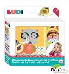 Ludi - Libro sensorial de olores