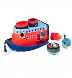 Lilliputiens - Barco de Marius, juguete de baño