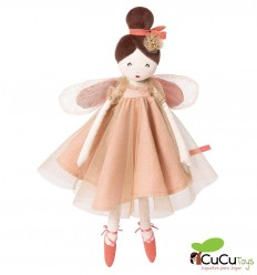 Moulin Roty - Witch Fairy Doll - Once upon a time