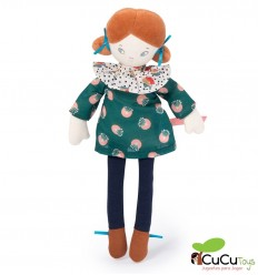 Moulin Roty - Miss Blanche doll · Les Parisiennes