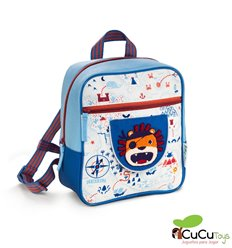 Lilliputiens - Jack the pirate A5 backpack - Cucutoys