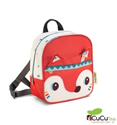 Lilliputiens - Mochila Alice india A5 - Cucutoys
