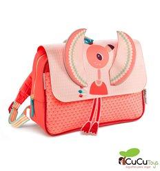 Lilliputiens - Anais A4 backpack - Cucutoys