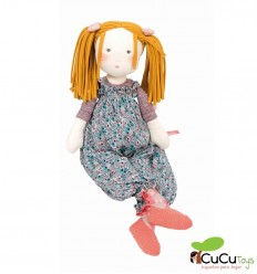 Moulin Roty - Violette doll, Les Rosalies