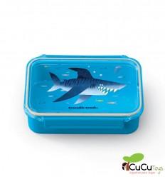 Crocodile Creek -  Bento Box, desenho de tubarões
