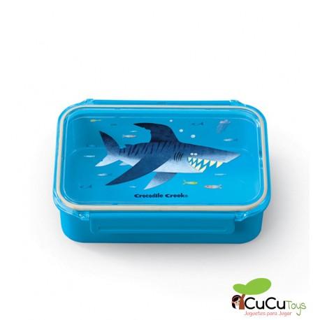 Crocodile Creek - Bento box, diseño Tiburones