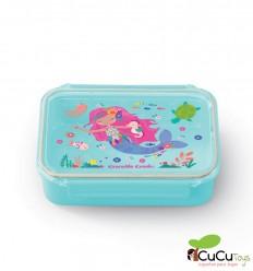 Crocodile Creek -  Bento box, diseño Sirenas