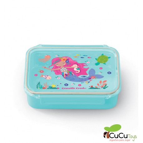 Crocodile Creek - Bento box, diseño Sirenas