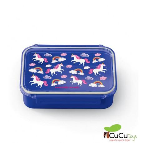 Crocodile Creek - Bento box, diseño Unicornios
