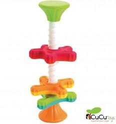 FatBrainToys - Mini Spinny, brinquedo educacional