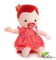 Lilliputiens - Rose, muñeca 36cm de peluche
