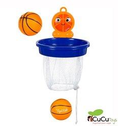 Tiger Tribe - Canasta de baloncesto para la bañera