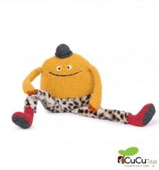 Moulin Roty - Mouni yellow - Les Schmouks, muñeco de peluche