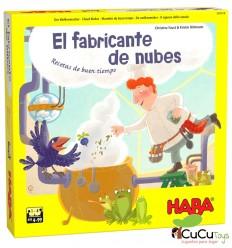 HABA - Cloud maker, board game
