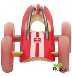 Coche de carreras e-Racer Monza