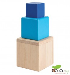 Plantoys - Cubos Encajables