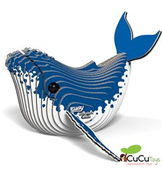 Dodoland - Eugy Humpback Whale - Cucutoys