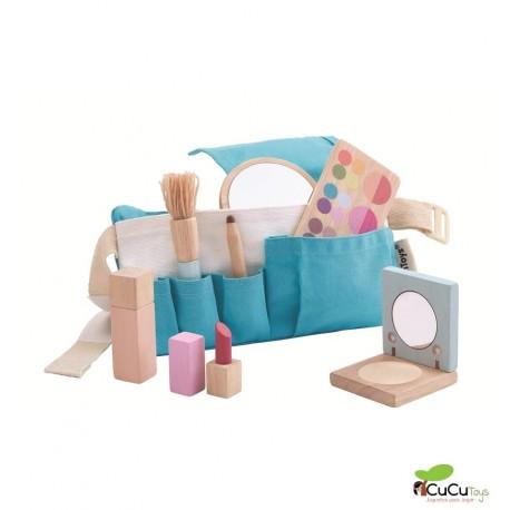Plantoys - Set de Maquillaje, juguete de madera