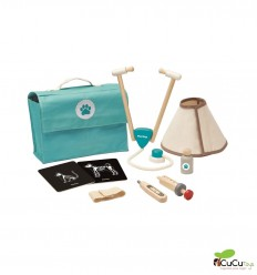 Plantoys - Set de Veterinario